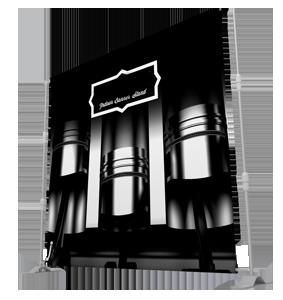 Indoor Display Stand
