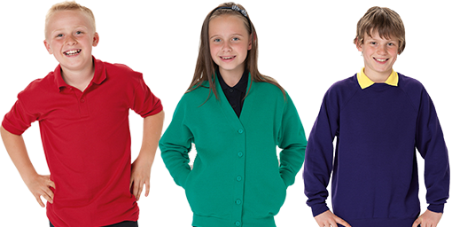 School Uniform Suppliers Scottish Borders - Embroidered Clothing