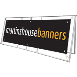 Heavy Duty Banner Frame - Outdoor Display Products