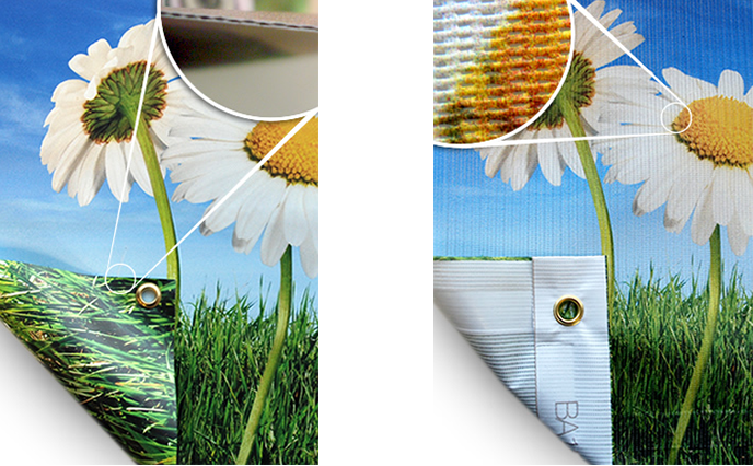 vinyl and mesh banners - Banners & Signs