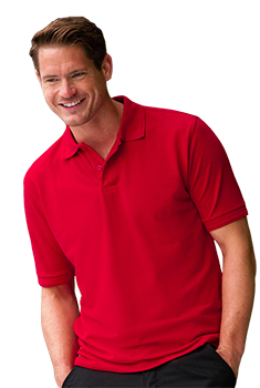 Embroidered or printed hard wearing polo shirt - Workwear Range