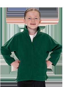 School Uniforms Embroidered Fleece - school uniform supplier