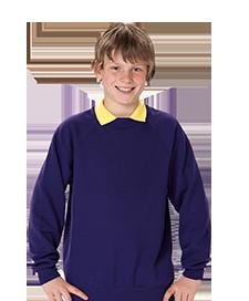School Uniforms Embroidered Sweatshirts - school uniform supplier