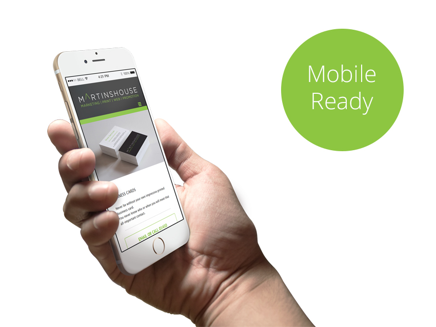 Responsive Web Design | Mobile Ready Design