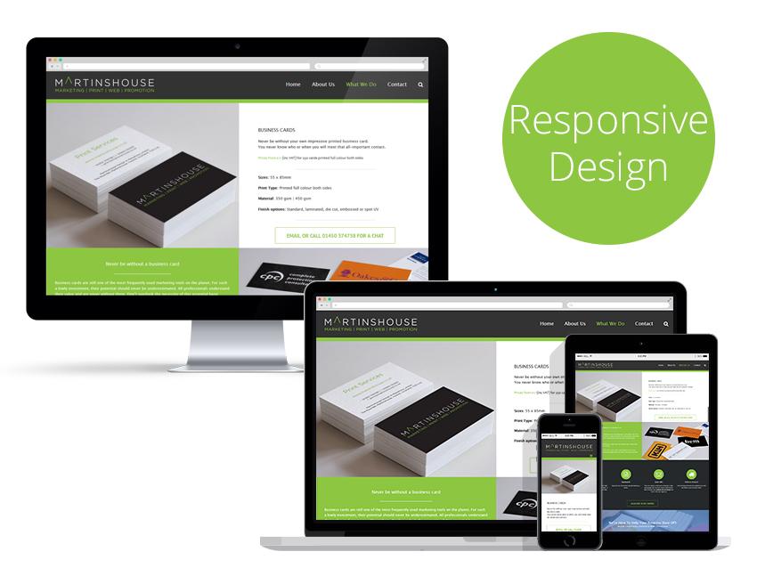 Web Design Scottish Borders