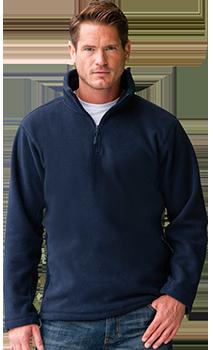 Embroidered Outdoor Fleece - Workwear Range