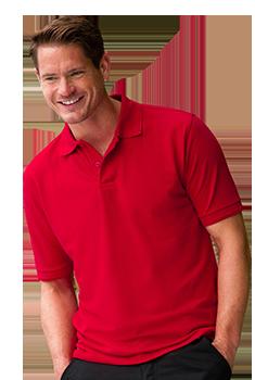Embroidered or printed hard wearing polo shirt - Workwear Range