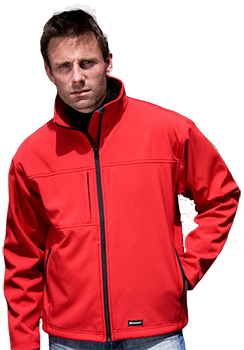 Embroidered workwear softshell jackets - Workwear Range
