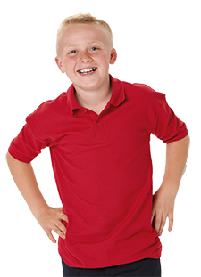 Embroidered School Polo Shirts - school uniform supplier