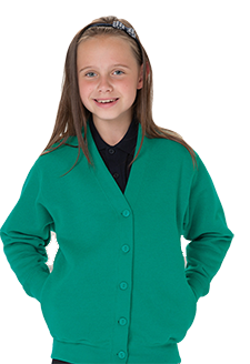 School Uniforms Embroidered Cardigans - school uniform supplier