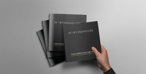 Brochure Printing Service - Martinshouse Scottish Borders